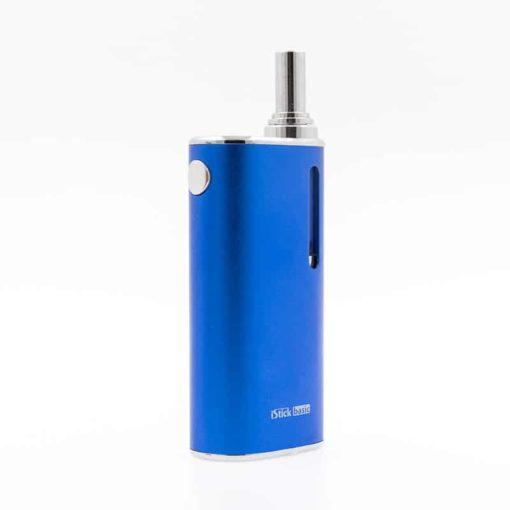 Le Kit Istick Basic de Eleaf est une cigarette électronique astucieuse de 2300mAh. Compacte et robuste, son clearomiseur est protégé dans la box elle-même.