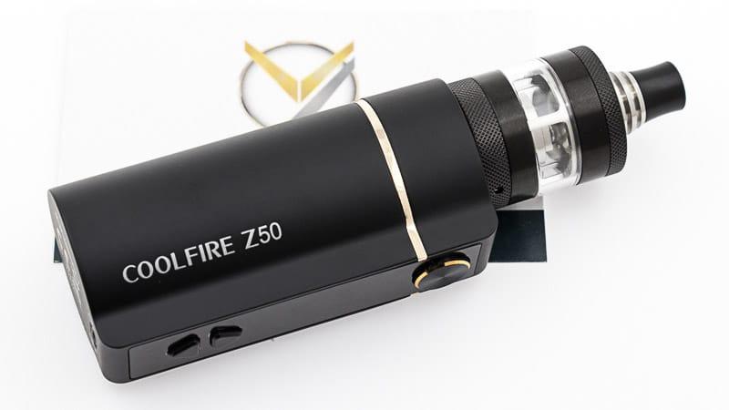CoolFire Z50 avec Galez Mii