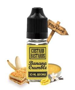 Concentré Banana Crumble - Custard Bastards par Flavormonks