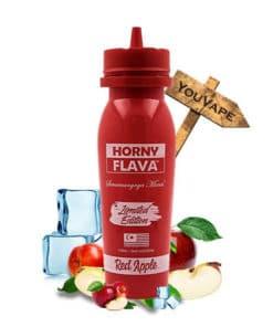 Eliquide Horny Red Apple 100ml par Horny Flava