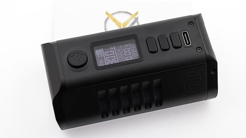 Box Odin 200W par Dovpo