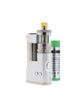 Pack Mixx + Nautilus GT Silver