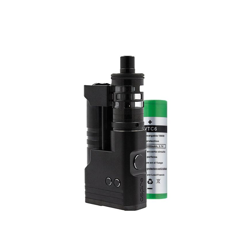 Pack Mixx + Nautilus GT Mini Black