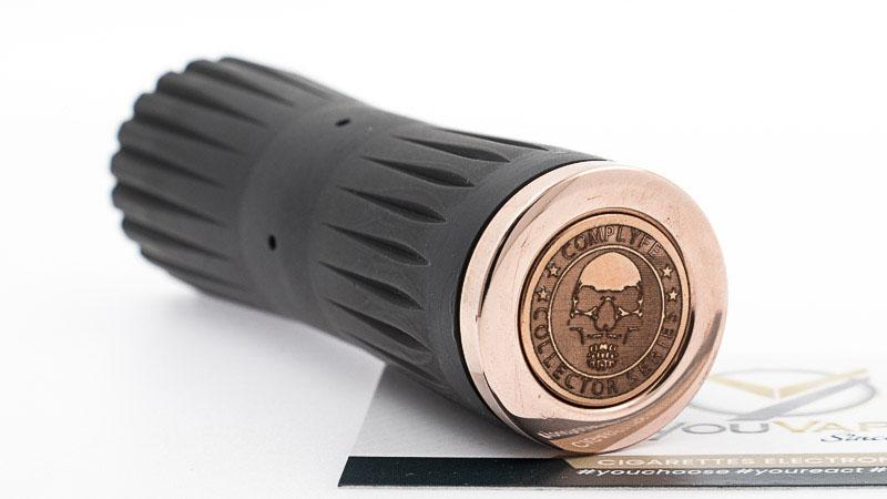 Finitions du Piranha Mod 21700 Copper