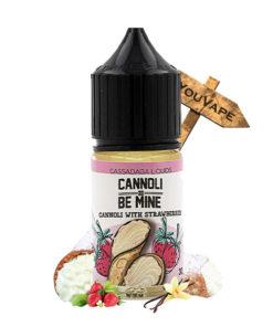 Concentré Cannoli Be Mine 30ml par Cassadaga Liquids