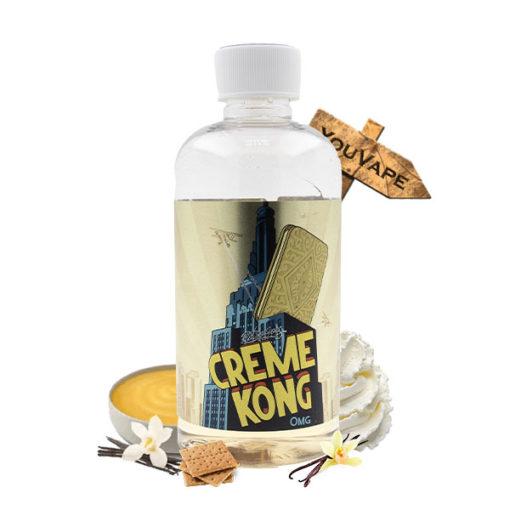 Eliquide Creme Kong 200ml par Joe's Juice