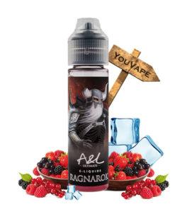 Eliquide Ragnarok 50ml par Aromes & Liquides