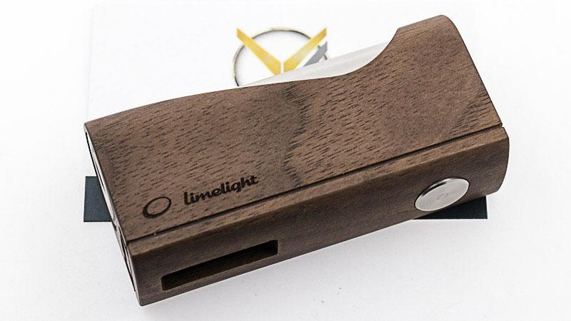 Box Wicket Walnut par Limelight Mechnanics