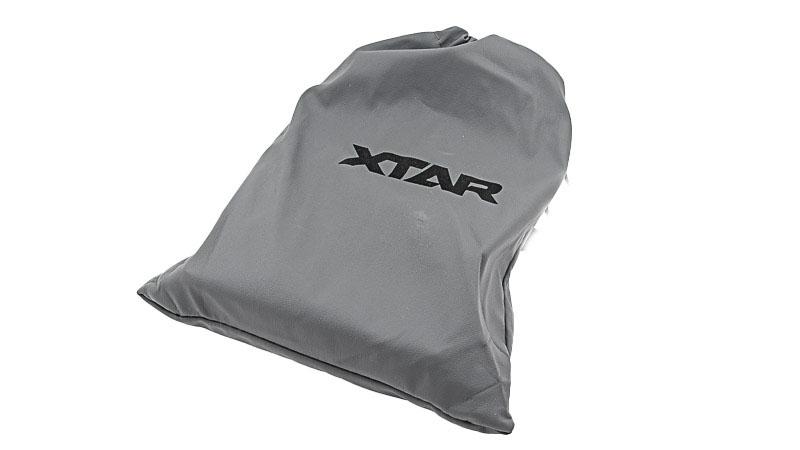 Contenu du coffret du Chargeur VC4S par Xtar