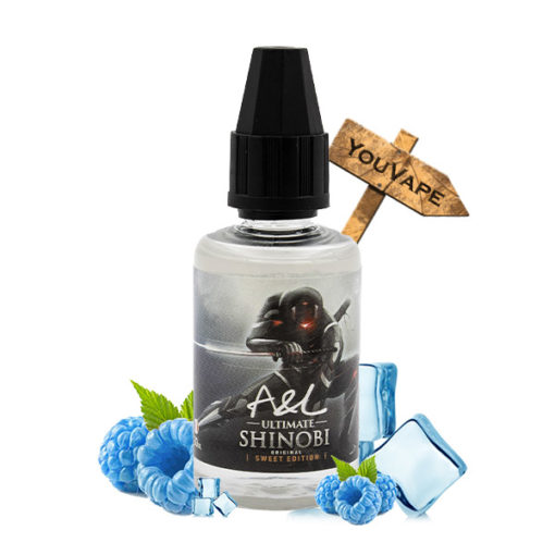 Concentré Shinobi Sweet Edition 30ml par Aromes et Liquides