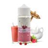 Eliquide Strawberry Milk Bottles 100ml par Vape Royale