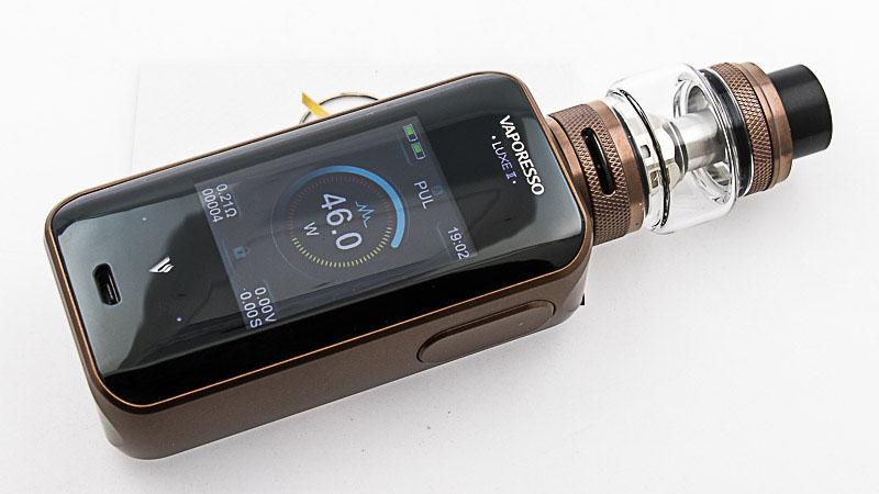 Kit Luxe 2 - NGR-S par Vaporesso