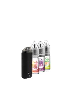 Pack Minican Black par Aspire