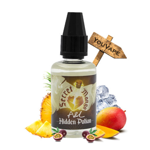 Concentré Secret Mango 30ml Hidden Potion par Aromes et Liquide
