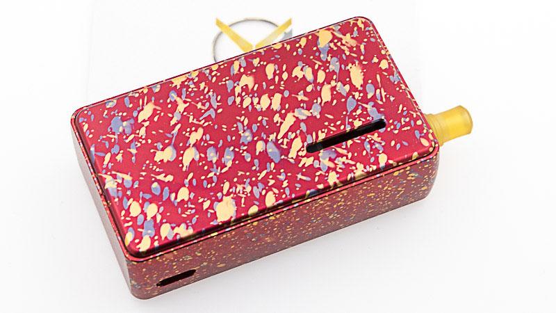 Dotaio Red Splatter par Dotmod