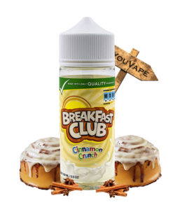 Eliquide Cinnamon Crunch 100ml par Breakfast Club