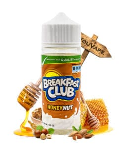Eliquide Honey Nut 100ml par Breakfast Club