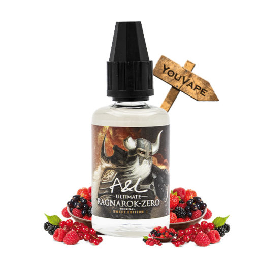 Concentre Ragnarok Zero Sweet Edition 30ml par Aromes et Liquide