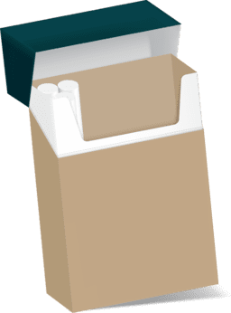 Paquet vide