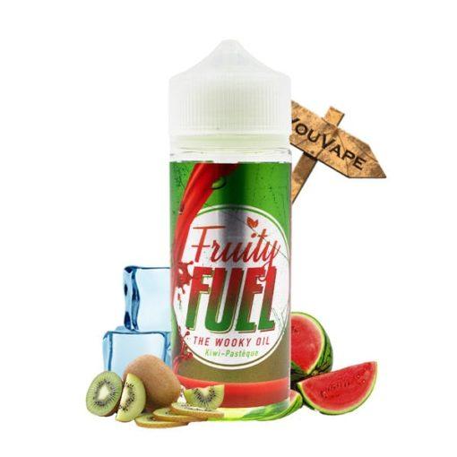 Eliquide The Wooky Oil 100ml par Fruity Fuel