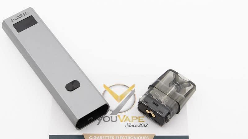 Aussi simple qu'une batterie et une cartouche interchangeable