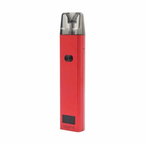 Kit Pod Favostix Garnet Red par Aspire