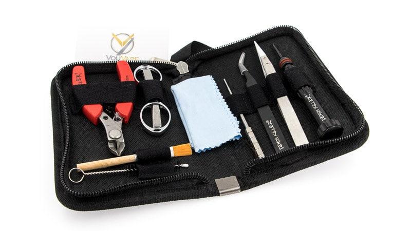 Pochette d'outils indispensables