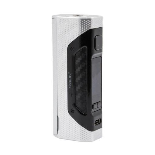 La Rigel Mini est une Box électronique simple accu 18650. Compact et ergonomique, elle va à l'essentiel en proposant un unique réglage de puissance de 80w.