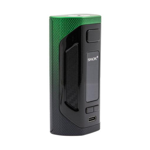 La Rigel est une box électronique double accu 18650. Compacte et légère, elle va à l'essentiel en proposant un unique réglage de puissance de 230w.