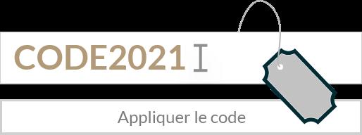 Icone - Appliquez votre code promo