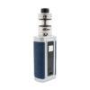 Le kit Vrod 200 réunit la puissante box double accu Vrod (200w), et le clearomiseur Guroo, spécialiste de l'inhalation directe avec ses résistances en mesh.