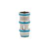 Résistance en mesh conçue pour l'inhalation directe entre 60 et 70 watts.