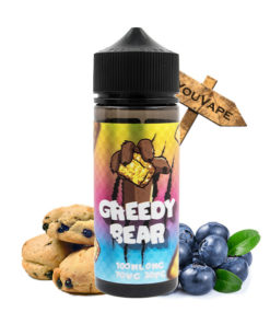 Eliquide Bloated Blueberry 100ml par Greedy Bear