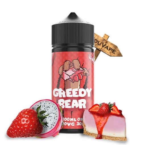 Eliquide Chubby Cheesecake 100ml par Greedy Bear