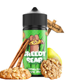 Eliquide Cookies Craving 100ml par Greedy Bear
