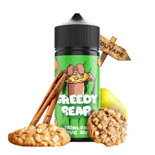 Eliquide Cookies Craving 100ml par Greedy Bear