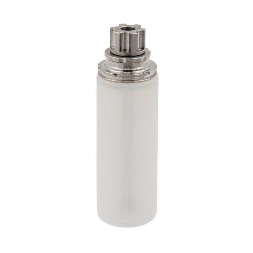 La Cappy V5 Pro Go du moddeur ItalienSunbox est une bouteille de squonk particulièrement fiable, dessinée pour la box Game Over V3.