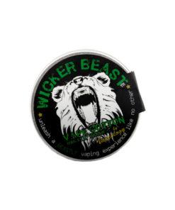Le coton Wicker Beast de Vapeology est un coton organique cultivé au Brésil. Il se présente sous la forme d'une longue mèche de 10g.