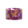 Drip tips droits adaptés au clearomiseur TFV16 de Smok. Fabriqués par ReeWape, ils sont en résine multicolore incrustée d'or ou d'argent, et déclinés dans de nombreuses couleurs.