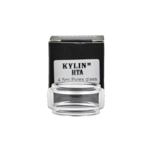 Réservoir en pyrex Bulb de rechange pour l'atomiseur Kylin M de Vandy Vape. Il peut contenir 4.5ml de eliquide.