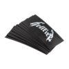 Pack de 10 wraps noirs Hellfire pour accus 18650. Décorez vos précieux accus avec le magnifique logo du mythique moddeur Irlandais.