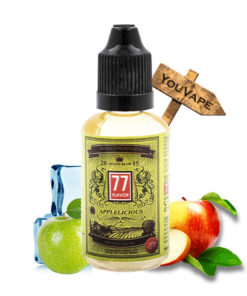 Concentré Applelicious 30ml par 77 flavor