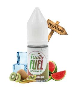Eliquide The Wooky Oil 10ml par Fruity Fuel