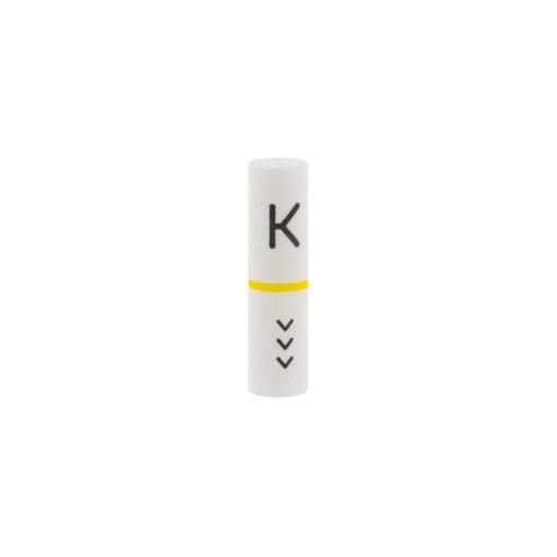 Pack de 20 filtres en coton pour le Kit Pod Kiwi de Kiwi Vapor. Ces filtres remplacent le drip-tip classique pour donner des sensations familières aux vapoteurs.