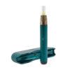 Le Pod Kiwi est une cigarette électronique légère (25g), complète et astucieuse. Son embout de type filtre offre des sensations très proches d'une cigarette.