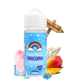 Eliquide Unicorn Frappée 100ml par Juice Man