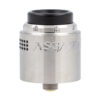 Asgard Mini rda polished stainless steel par Vaperz Cloud