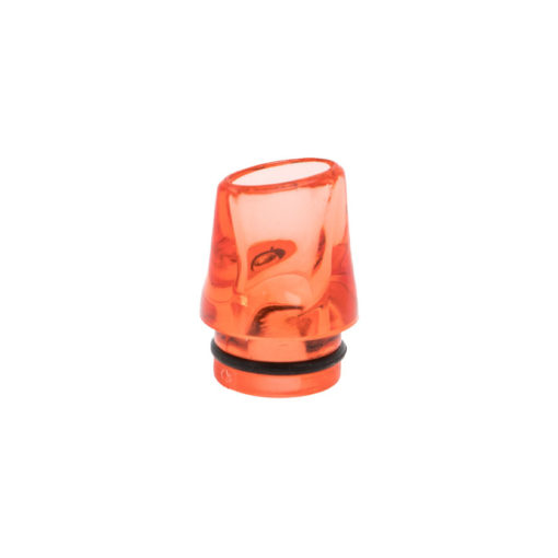 Le drip tip 510 Wistle Style Court de Dotmod est un drip tip ergonomique en acrylique, qui isole bien de la chaleur. Sa forme ovale est naturelle pour les lèvres.