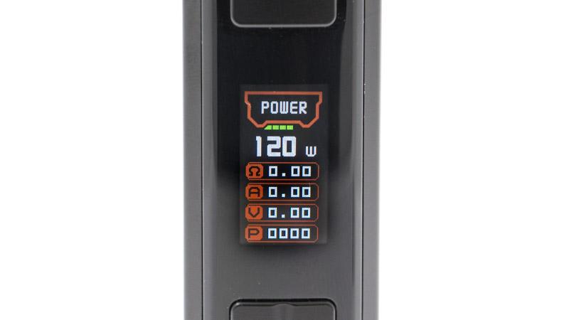Le chipset offre bien sûr tous les modes de fonctionnements classiques, à commencer par le plus utilisé : le mode puissance variable.