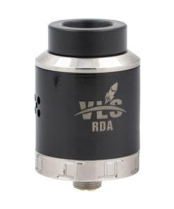 Le VSL Rda de Oumier est un dripper simple coil, orienté saveur en DL modérée. Son plateau original permet de monter son coil à l'horizontale ou verticale.